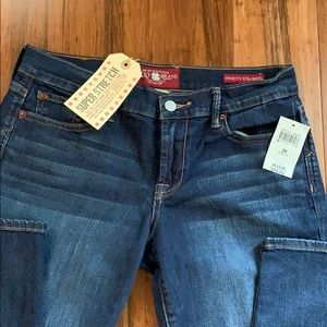 NWT Lucky Brand super stretch jeans